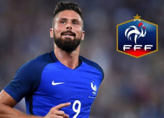 ชิรูด์ สร้างชื่อซัดแฮตทริคให้ทีมชาติฝรั่งเศสเป็นคนแรกในรอบ 17 ปี เกมถล่มปารากวัย