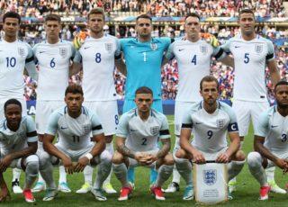 """""""อังกฤษ"""" เรียกตัว 28 แข้งคัดบอลโลกเดือนหน้า """"ชาโลบาห์-แม็กไกวร์"""" ติดหนแรก"""