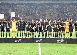 """""""วรวุธ ศรีมะฆะ"""" สะใจไทยซิวทองซีเกมส์สยบเสียงวิจารณ์ พร้อมยกเครดิตให้ลูกทีม"""