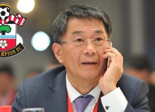 """เปลี่ยนมือเจ้าของ """"เกา จีเฉิง"""" นักธุรกิจจีน บรรลุซื้อหุ้นใหญ่เทคโอเวอร์เซาแธมป์ตัน"""