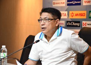 เลขาฯส.บอลประชุมความพร้อมงาน AFC Annual Award Bangkok 2017